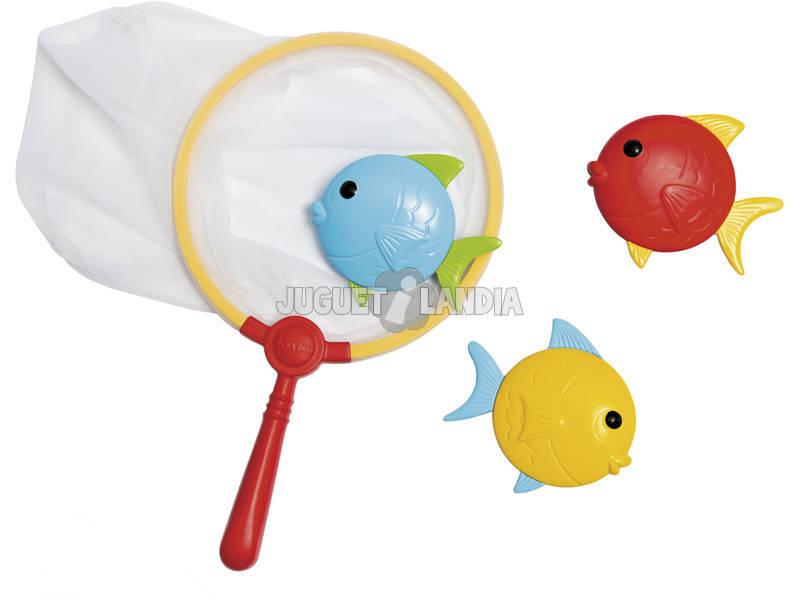 Juego De Pesca Acuatico 4 Piezas Intex 55506