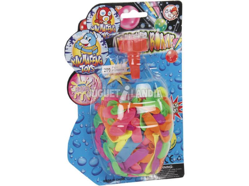 Balões de água 200 peças