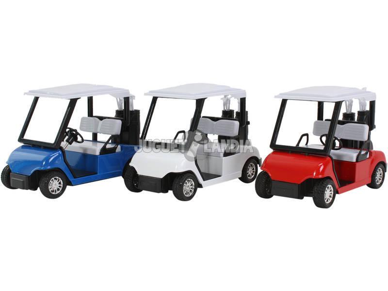 Carrello Golf Frizione 11cm.