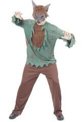 Costume Lupo Uomo L