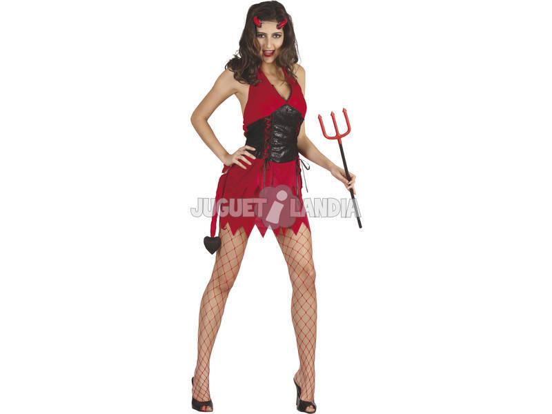 Disfraz Demonia Sexy mujer Talla XL