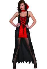 Maschera Vampiressa Sexy Donna Taglia XL