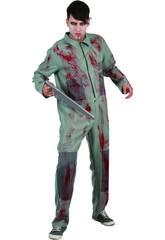 imagen Disfraz Asesino Psicopata hombre Talla L