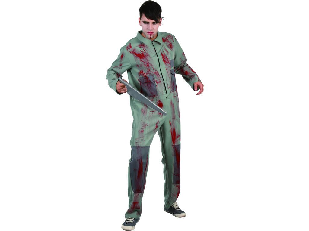 Costume Assassino Psicopatico Uomo XL