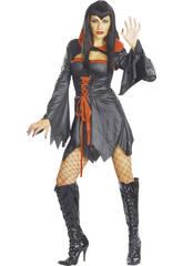 Maschera Vampiressa Maligna Donna Taglia XL