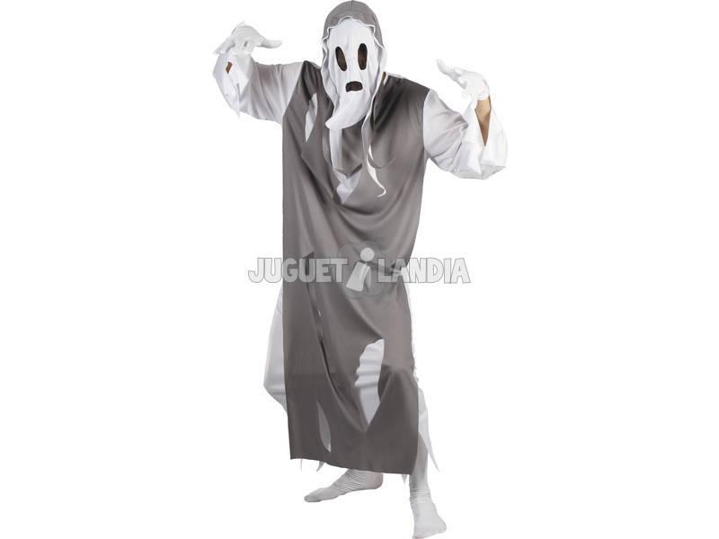 Fantasia Fantasma Homem Tamanho XL