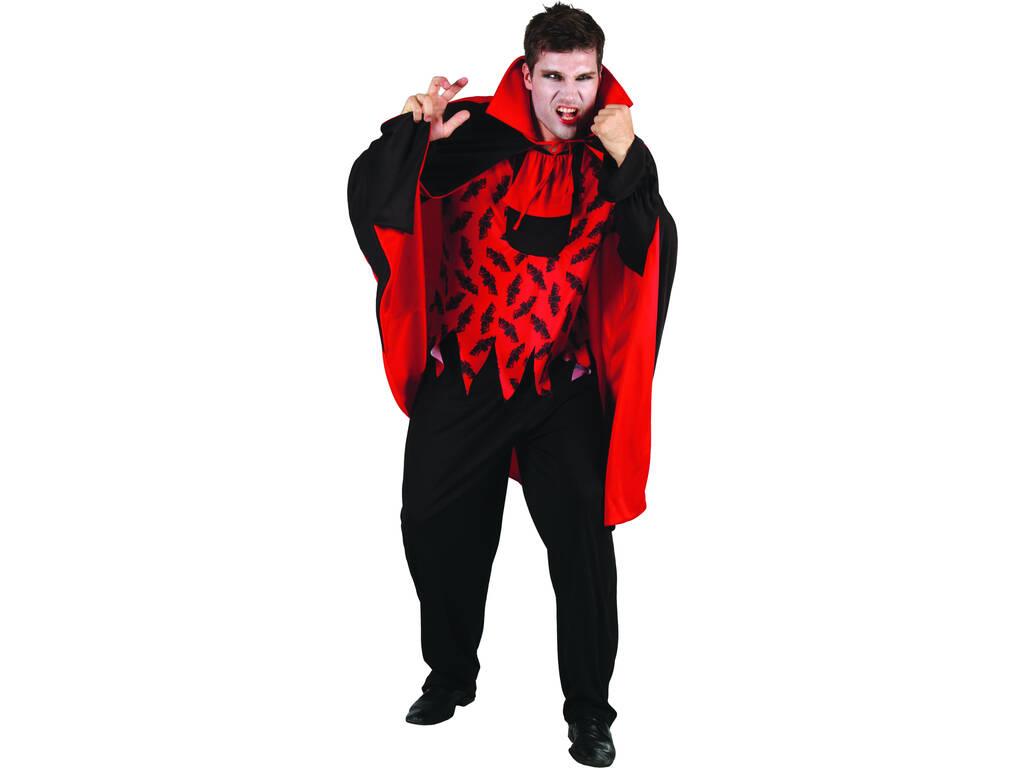 Fantasia Vampiro Mau Homem Tamanho XL