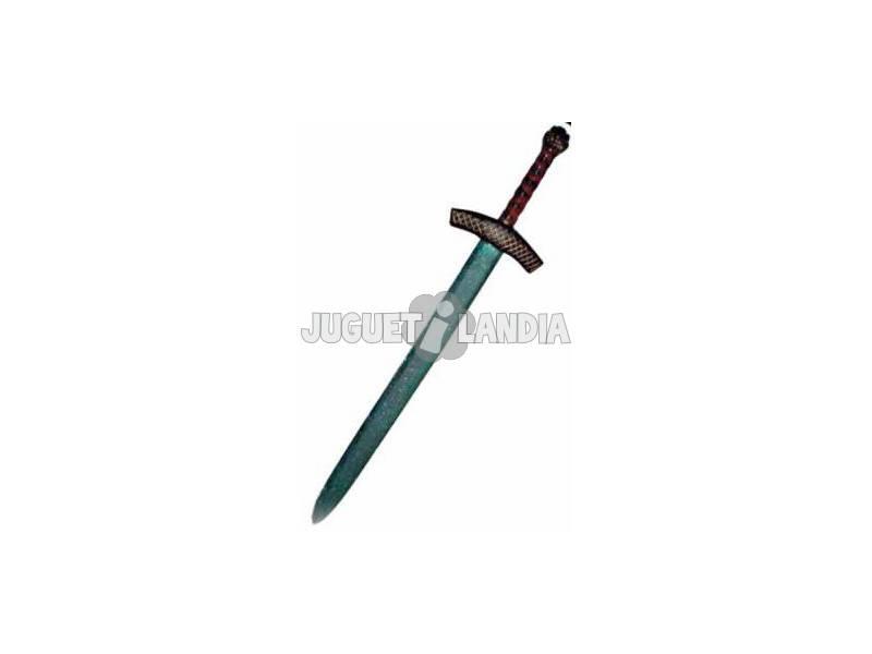 Espada guerrero medieval de 87 cm.