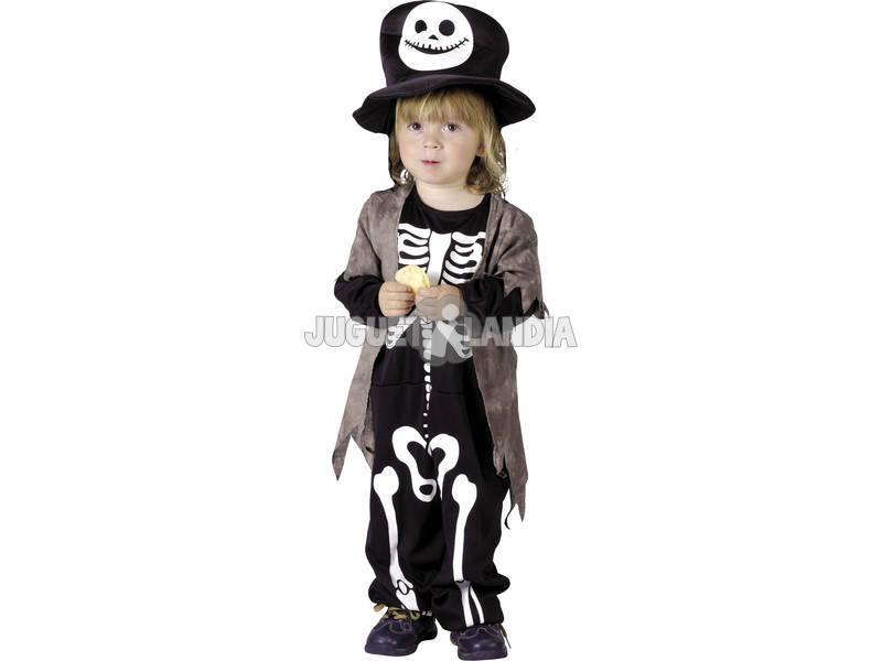 Esqueleto Costume Baby Size S