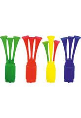 Bocina de Colores 32 cm.