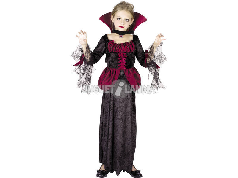 Fantasia Criança XL Vampira