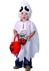 Disfraz Fantasma Bebé Talla S