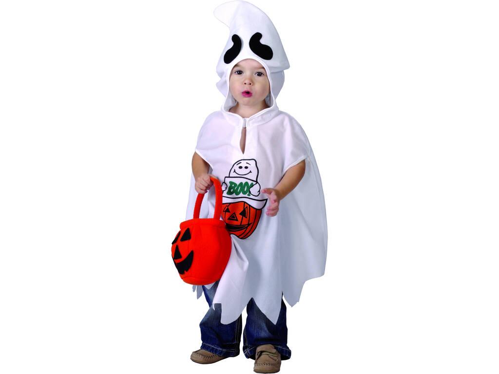 Maschera Fantasma Bebè Taglia M