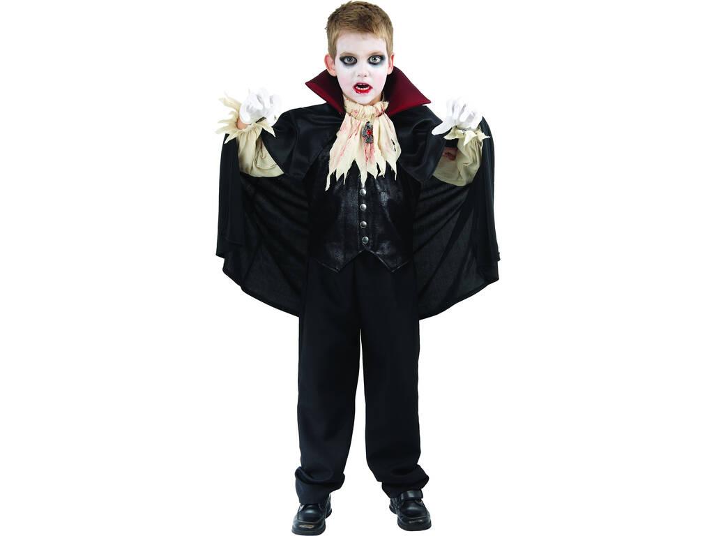 Costume Conte Dracula sanguinante Ragazzo XL