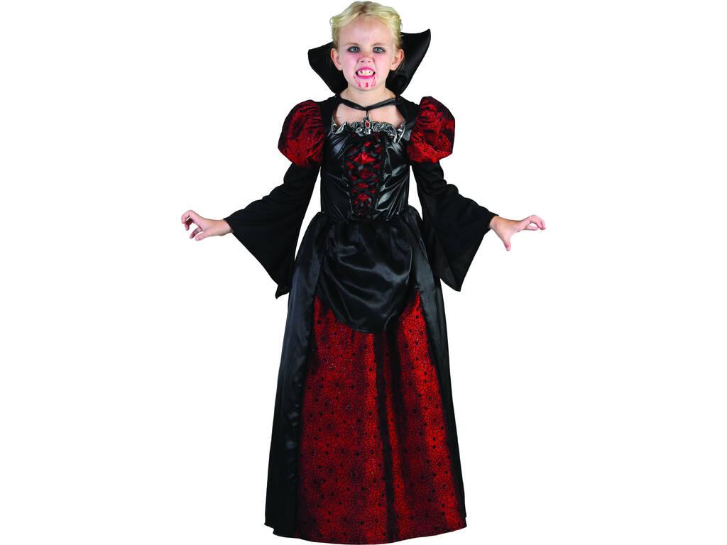 Déguisement Vampire Fille Taille XL