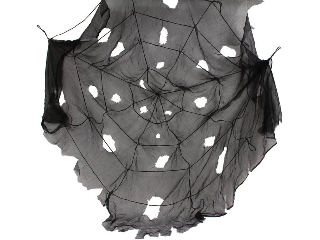 Toile d' araignée Noire 150x150