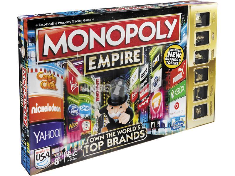 Jogo de Tabuleiro Monopoly Empire HASBRO GAMING B5095