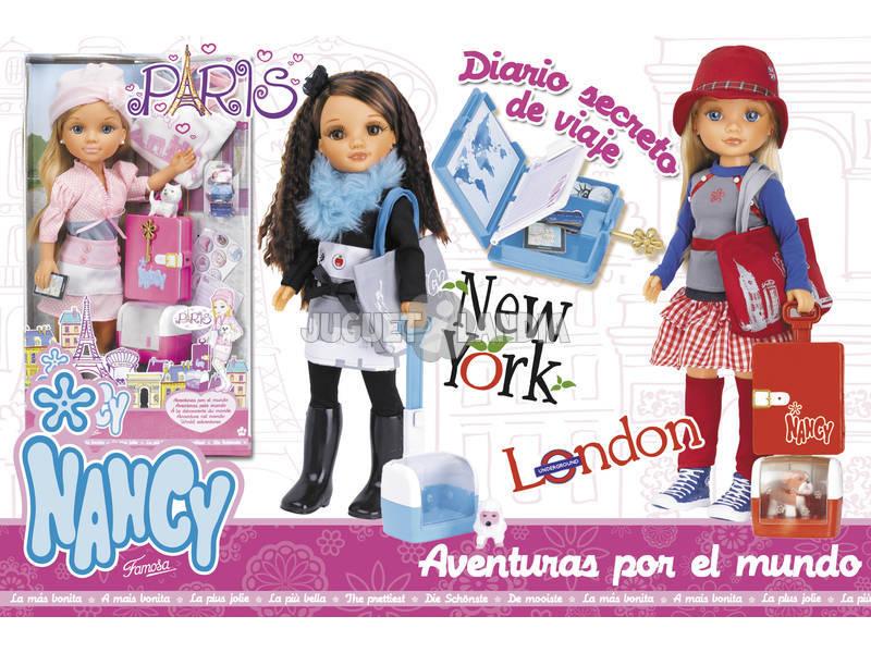 Nancy aventuras por el mundo