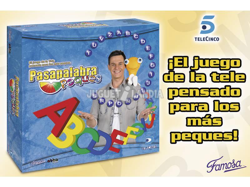 Jogo de Tabuleiro Passa Palavra Crianças Famosa 700009933