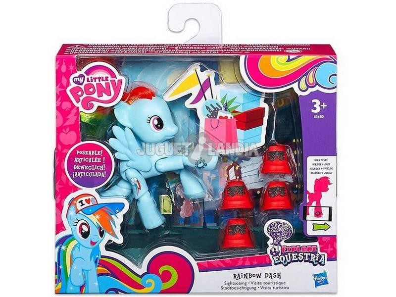 My Little Pony Amiguitas Con Accesorios. Hasbro B3598EU4