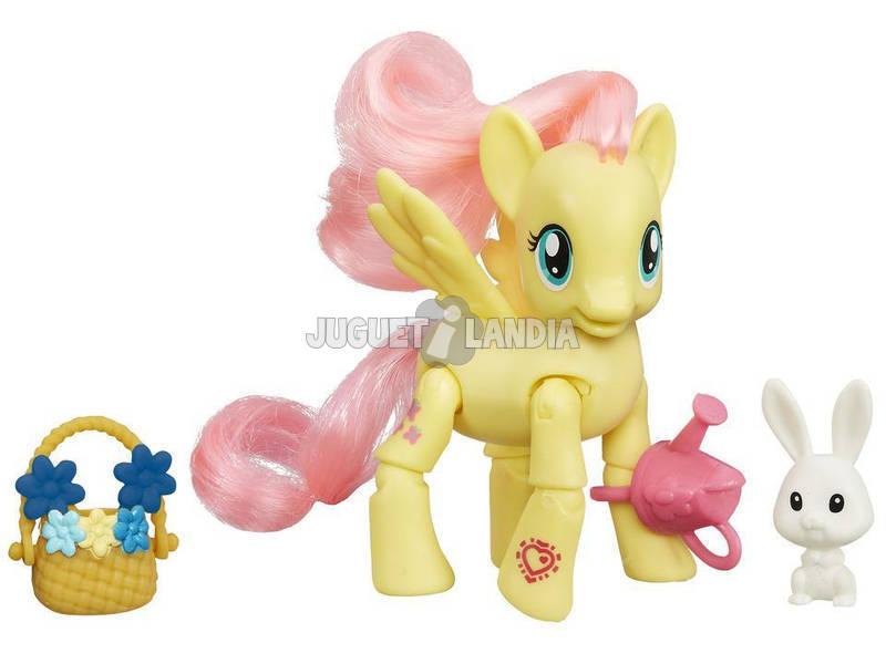 MLP Ponys articulados com o movimento. Hasbro B3602EU4