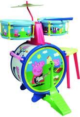 Peppa Pig batteria 3 elementi