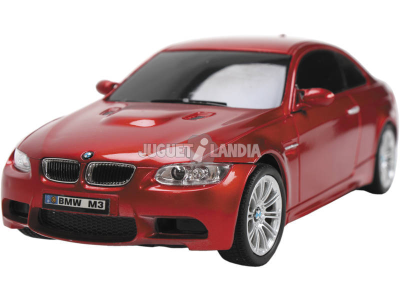 Rádio Controlo com Luz Sortido Veículo BMW M3 1:24