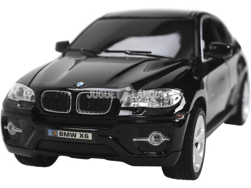Radio Control Con Luz Vehículo Surtido BMW X6 1:24 Teledirigido