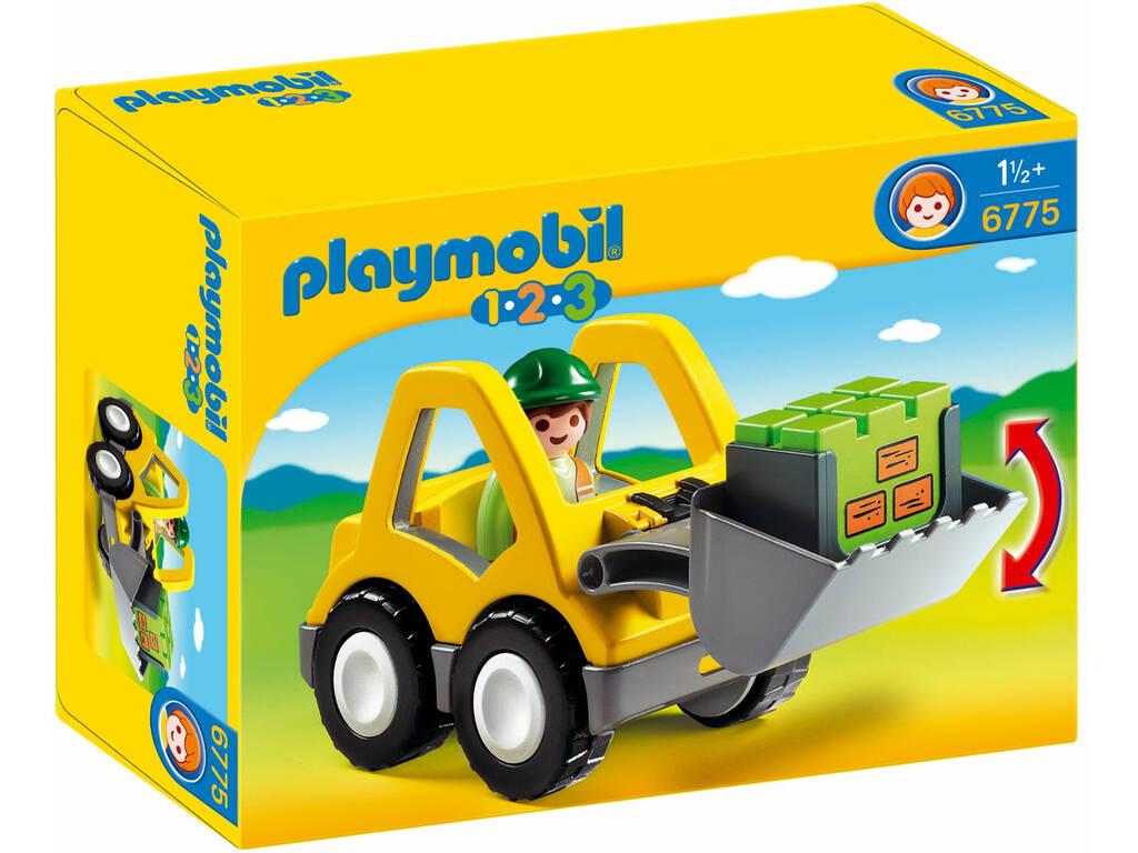 Playmobil 1.2.3 Pala