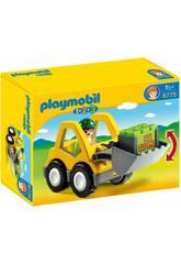 imagen Playmobil 1.2.3 Pala