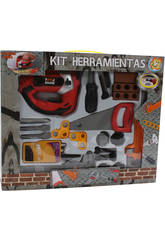 Kit herramientas de 24 piezas