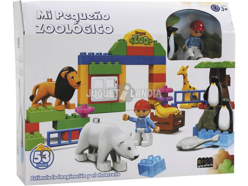 Il Mio Piccolo Zoo 53 pezzi