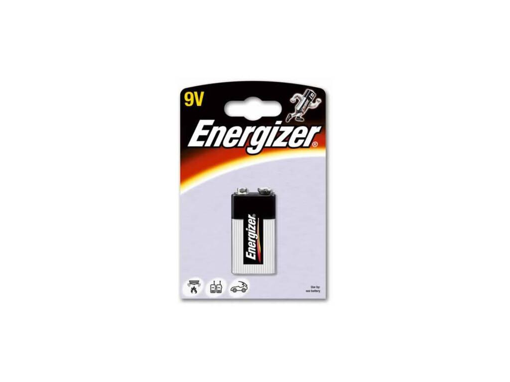 Blister 1 Pila 9.V Alcalina Energizer
