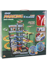 Parking de Juguete 5 Alturas Transformable