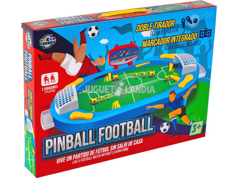Pin Ball Futebol