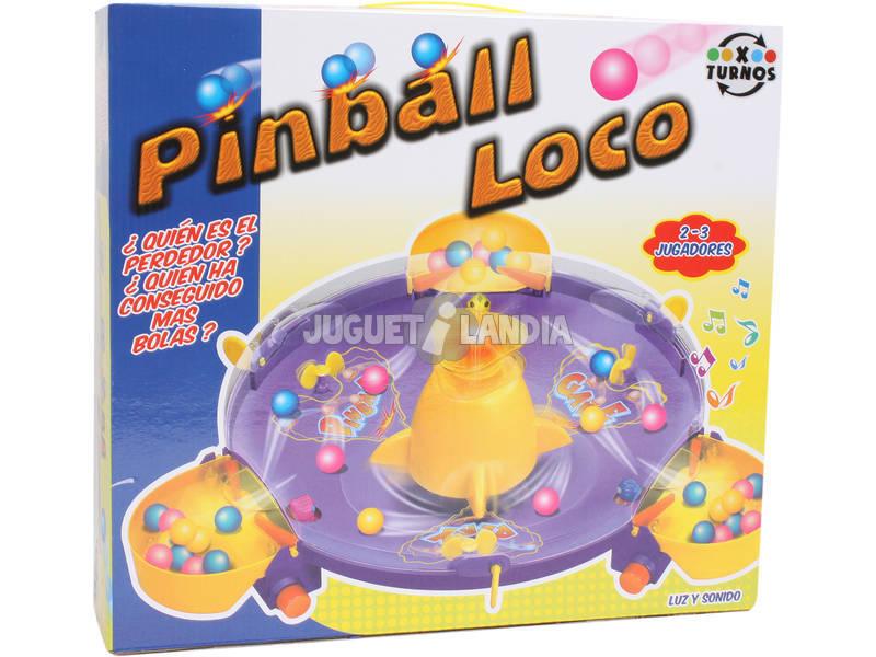 Pinball fou