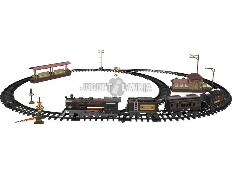 Treno Express Luci e Suoni
