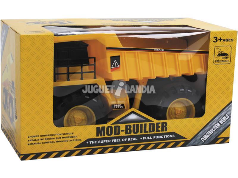 Camión Volquete 47 cm. Super Dump Truck