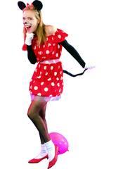 Costume Topolina Donna XL