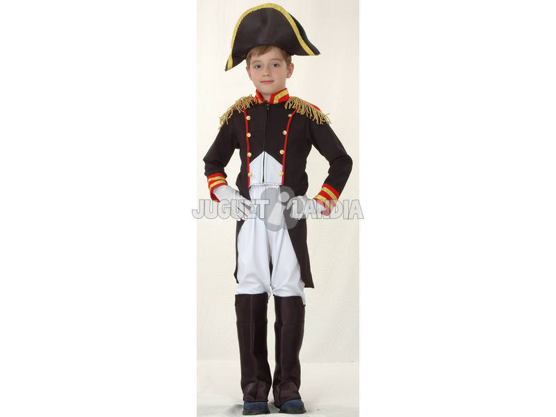 Disfraz Napoleon Niño Talla L