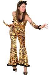 Disfraz Tigresa Salvaje Mujer talla XL