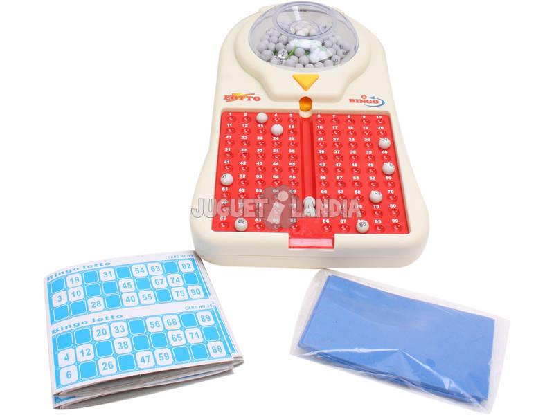 Bingo Lotería Automatico