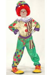 Déguisement Clown Enfant Taille L