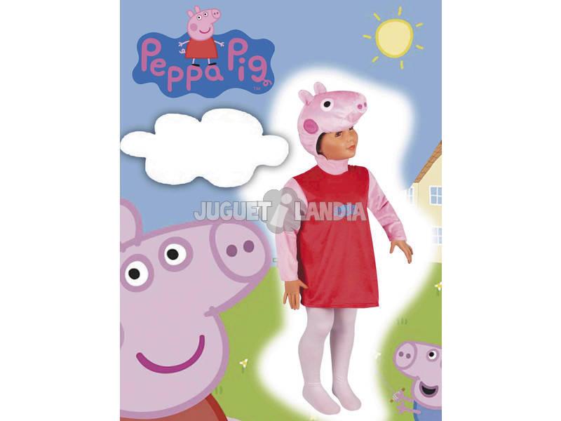 Maschera Peppa Pig Bebè Talla 0