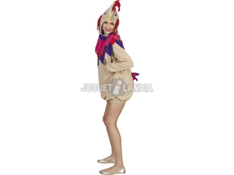 Déguisement Poule Femme Taille XL