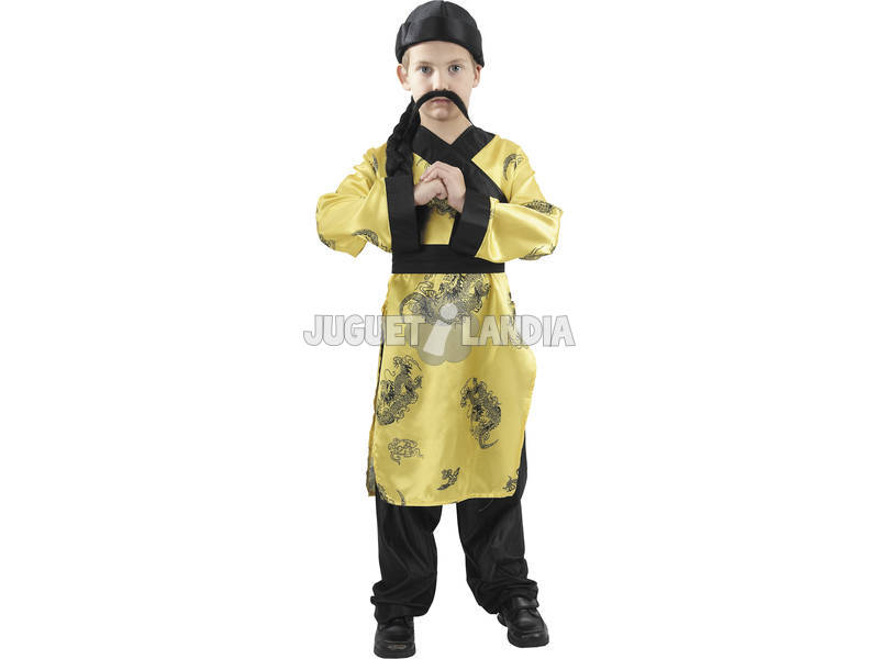 Disfraz Chino Niño Talla S