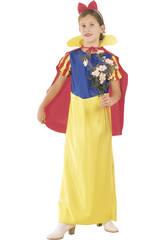 Costume Biancaneve Ragazza XL