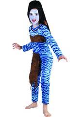 Disfraz Chica jungla Niña Talla S