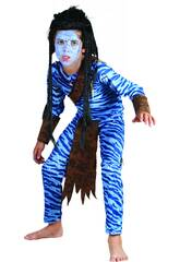 imagen Disfraz Chico jungla Niño Talla S