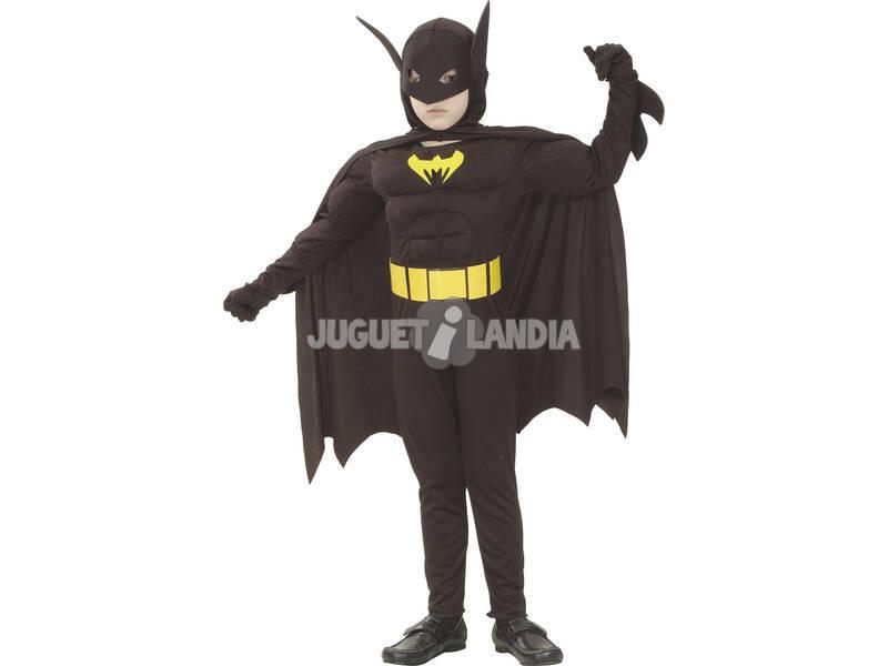 Fantasia Morcego para Menino Tamanho M